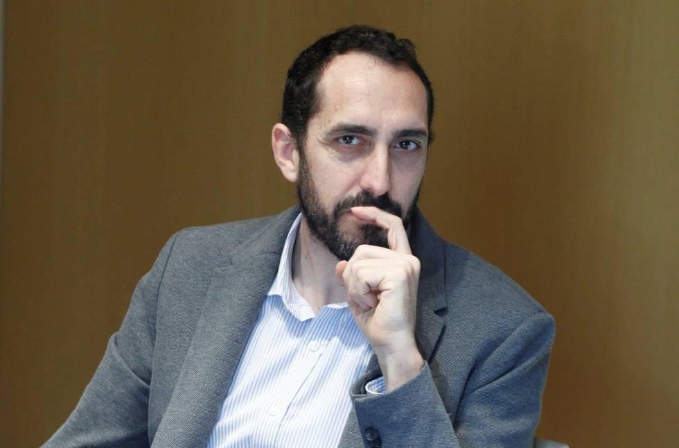El responsable del equipo de preventa de Google Cloud en Iberia, Javier Martínez.